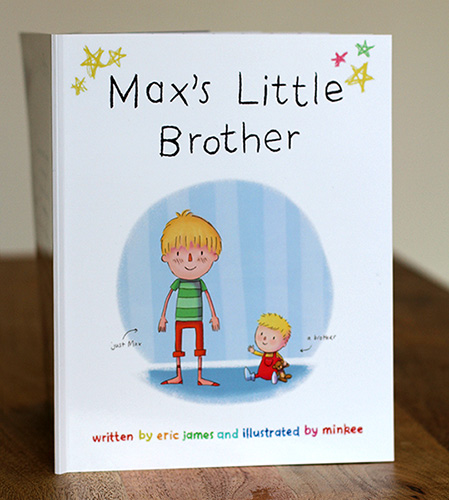 Max's Little Brother Children's Book
