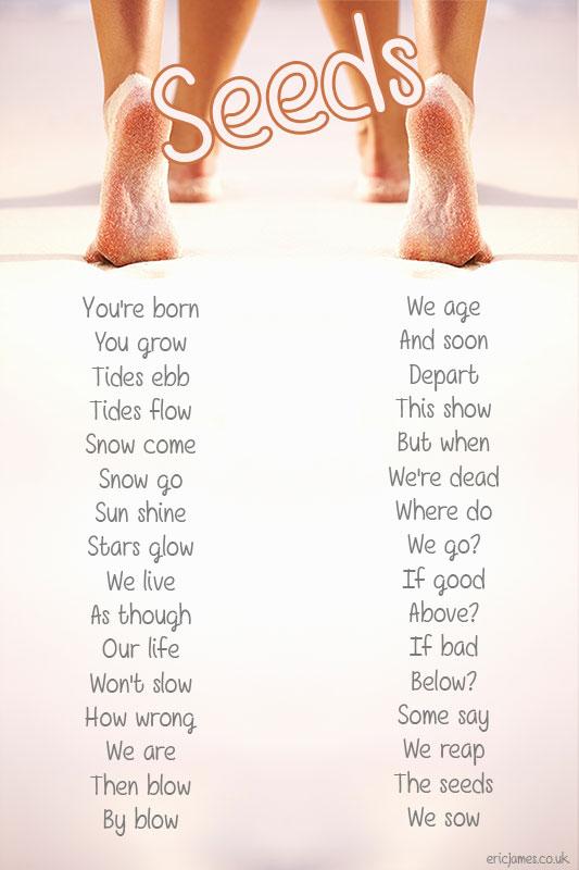seed poem