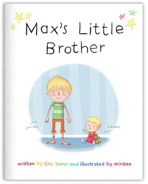 free book maxs little brother