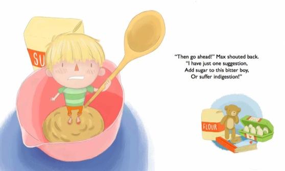 children's rhyming book