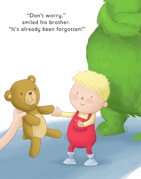 illustrated childrens book