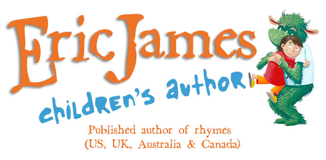 Published author of rhymes - US, UK, Australia and Canada